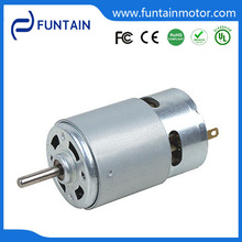 24V motor dc rs-550sh for Power tools,Vacuum cleaner
