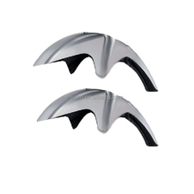 YBR 125 motorcycle rear front fender