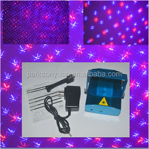 Hot Selling Christmas Disco Party Light Home Laser Light Show for Your Best Choice