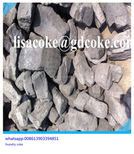 150mm-300mm big size foundry coke & met coke for iron casting