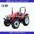 2014 HOT 85HP 4WD Top Quality Cheap Agricultural Farm Wheel Tractor With ROPS
