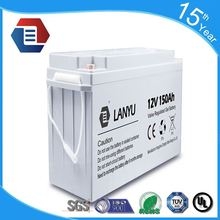 Nice People Power Relaible Quality Gel Battery 12v 150ah Inverter Battery 150ah Price 12v 150ah Battery