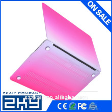 Touch Plastic Hard colorful Case Smooth Matte Finish Hard Shell Protective Case for MacBook