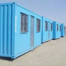 insulated Real Estate Prefab high quality modified container house for Pakistan