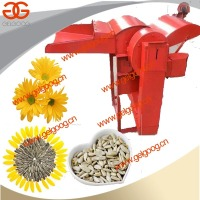 Mini sunflower seed shelling Machine/Mini Sunflower seed sheller