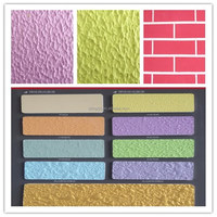 GOOD product Super weather-resistant high elastic exterior wall coating