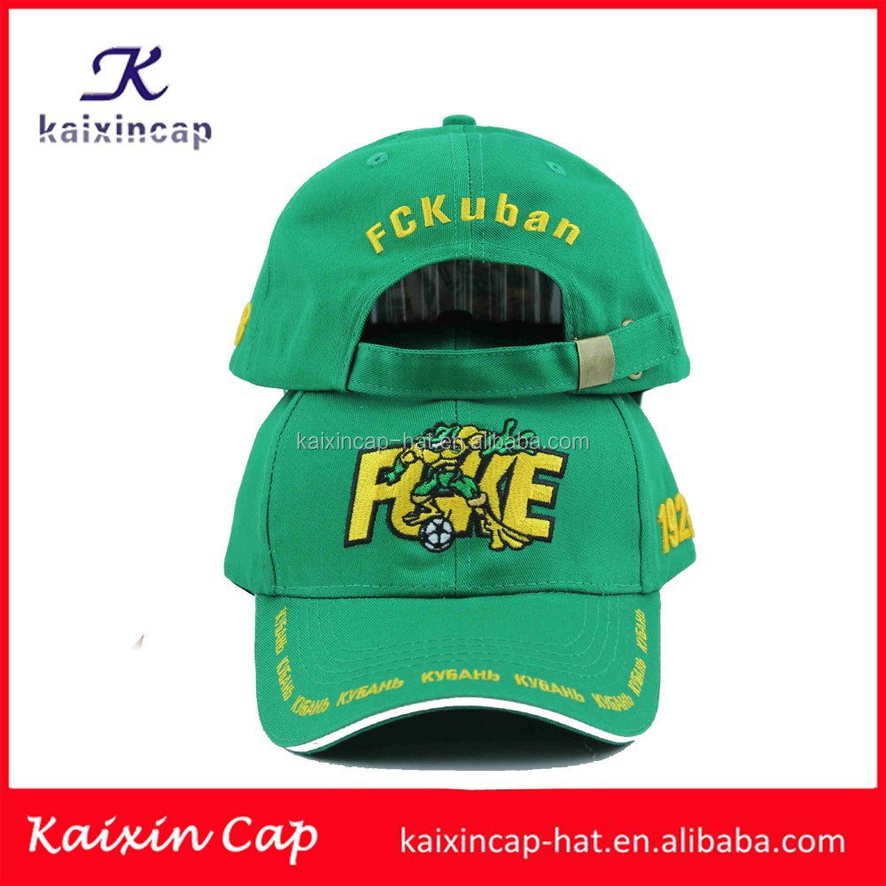 wholesale custom high quality design your own embroidery logo buckle strap long bill unique baseball hats/cap