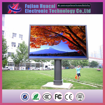 High brightness p8 outdoor full color LED display led electronic moving message sign