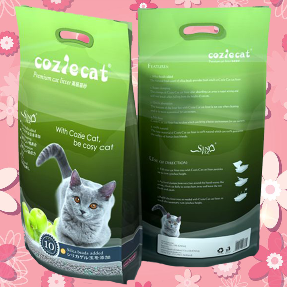 effective neutralization of the unpleasant smells does not stick to hair no harmful additives cat litter