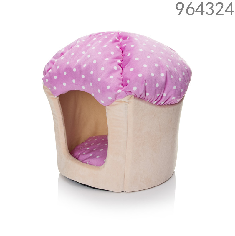ODM design high quality best selling dog warm safe cupcake pet house