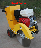 Concrete Road Cutter, Asphalt Road Cutter Saw Machine