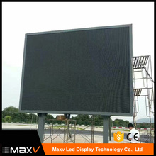 Full color digital tv p10 led commercial advertising display for outdoor screen