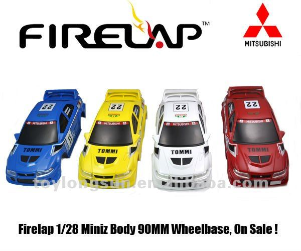 firelap 1/28 electric mini 4wd drivable rc personal tracked toy vehicle