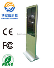 42 inch single LCD/LED advertising display vertical led lcd samsung monitor