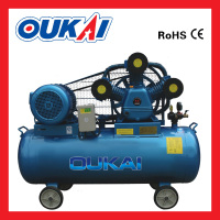 Hot sale portable energy-saving 10hp 500L 3 cylinder piston belt drive Low noise Air compressor