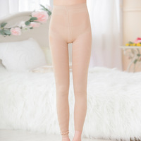 Four Seasons Pantyhose High Elastic Compression Nylon Stockings Ladies Tight Slimming Leggings