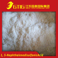 13 years supplier 1,5-Naphthalenedisulfonic acid Cas No.81-04-9 stock manufacture