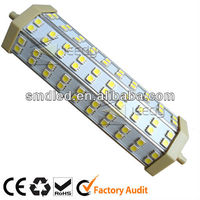 2013 NEW hot AC85~265v 60SMD5050 R7S LED Lamps