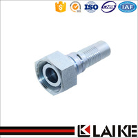 Zinc Plated Carbon Steel Hydraulic Tube Fittings