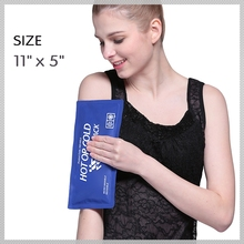 Therapy Reusable Medical Nylon Gel Cooling Hot Cold Compress Pack