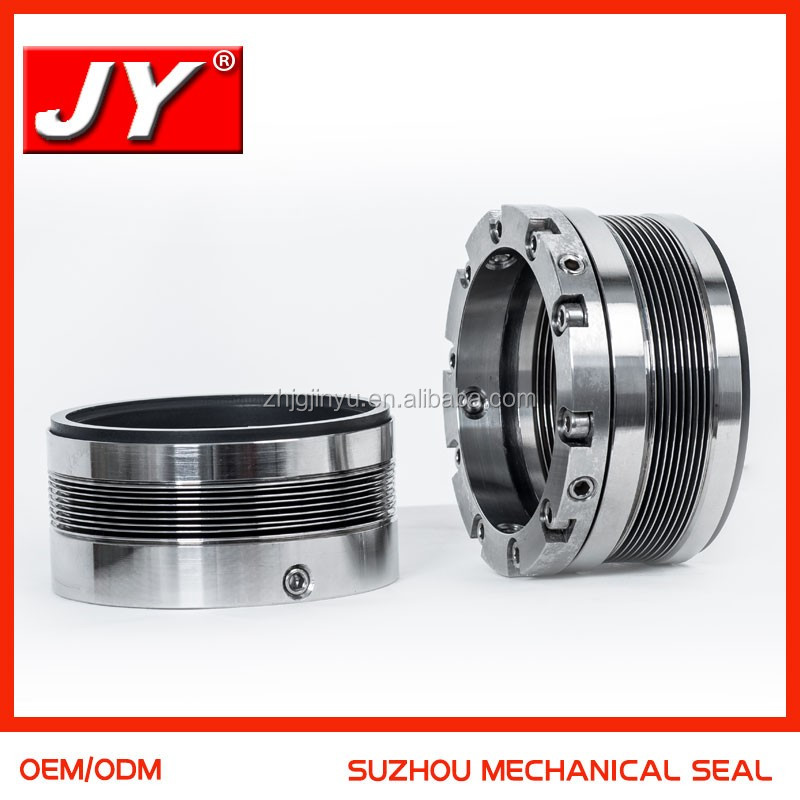 JY Top Quality Burgmann Metal Bellows Shaft Seal