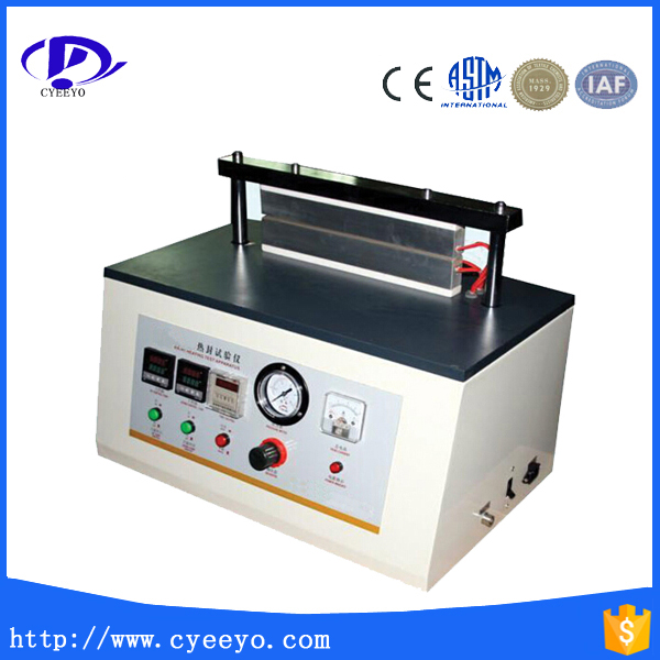 packaging heat seal resilience testing machine