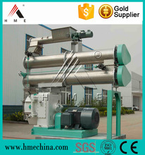 Pellet machine for making poultry feed