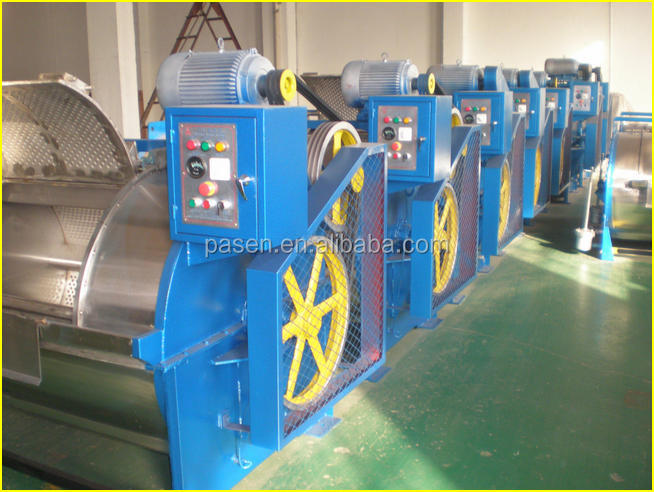 Industrial Dehydrating And Drying Machine | Industry Wool Dryer Equipment / Wool Processing Machine