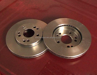 Auto part brake disc OEM casting brake disc NON standard brake rotor