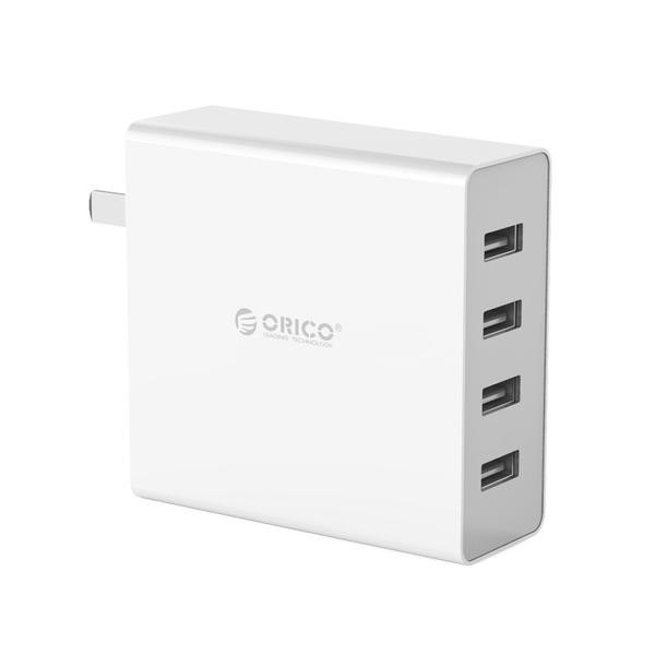 Orico Hot sell 4 port USB Wall charger ORICO DCW-4U