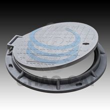 SMC Composite Environmental Material Telecom 500mm Round Manhole