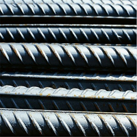 china supplier grade 40 deformed steel bar/steel rebar price per ton construction materials with high quality