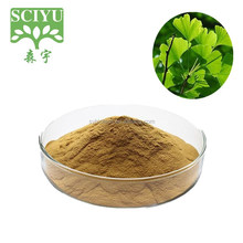 24% Flavone 6%Lactone High quality best price ginkgo biloba extract