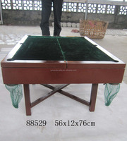 Good quality fashion MDF Mini Billiards table, fancy table game,China factory hot sales.
