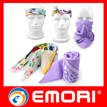 Promotional Product Hair Accessories Fashionable Magical100% Cotton Bandana