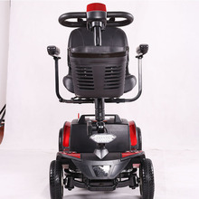 three to four wheel electric Cheap price handicapped mobility scooter with sidecar