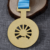 Customize zinc alloy metal cut out sports cycling challenge award medals
