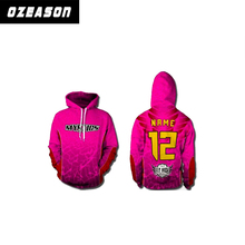 sublimation printed hoodies, cool custom women pink hoodies, softball hoodies