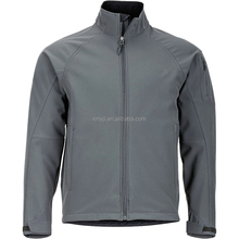 Good quality material softshell jacket men outdoor waterproof softshell jacket clothing