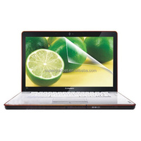 "High transparency clear screen protetive film for 12.5"" (16:9) laptop / laptop screen protector"