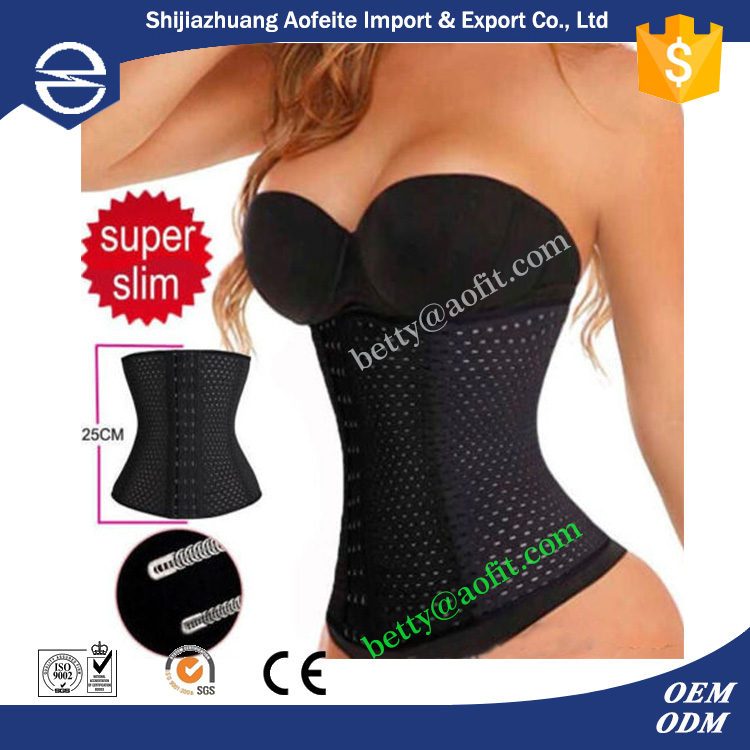 2017 New Prduct! Breathable Women Body Shaper Slimming Underwear