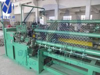50mm gap automatic chain link fence machine