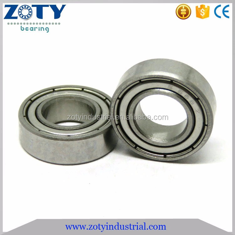 High Performance 8x16x5mm motorcycle steering bearing 688 688zz