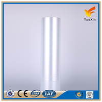 2017 new hot products transparent pe plastic heat shrink wrap film