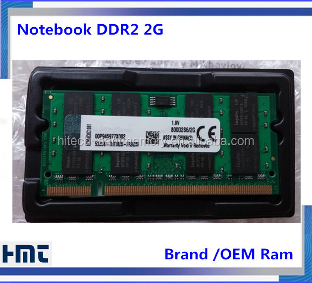 big reduce price 2GB PC2 6400 800MHZ DDR2 2RX8 SODIMM 200PIN LAPTOP/NOTEBOOK RAM