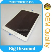 low price china mobile phone screen for ipad air 2 lcd display and digitizer touch screen assembly