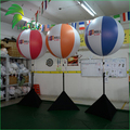 Advertising Inflatable illuminating Balloon Light with Stand