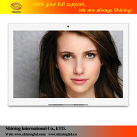 player android tablet bluetooth digital signage software with