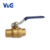 "3"" Inch Valogin 400WOG Lead-Free SWT Forged Brass Ball Valve"