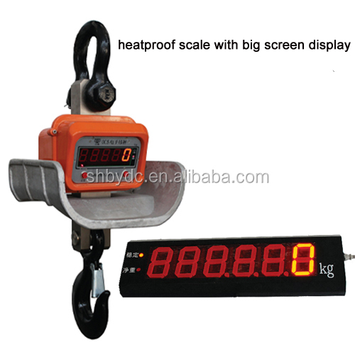 electronic scale weighing sensor aluminum alloy with remote controller